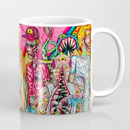 King of the Mutants Coffee Mug