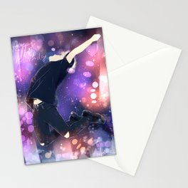 happy jm Stationery Cards