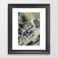 Or is there home? Framed Art Print