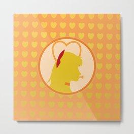 Sailor Venus Metal Print