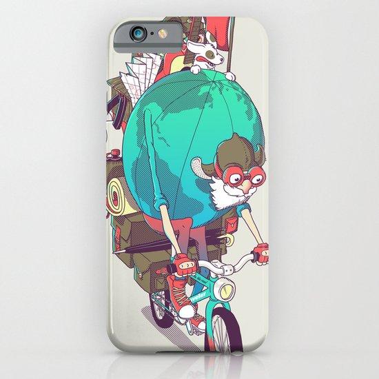 Mr. Traveler iPhone & iPod Case