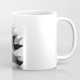 ELIZABETH TAYLOR ABSTRACT SKULL PORTRAIT Coffee Mug