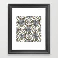 Energy Expansion Framed Art Print