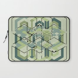 Hexagons #01 Laptop Sleeve