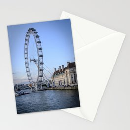The London Eye in London I   Color Photography   Travel Photography   Photo Print   Art Print Stationery Cards