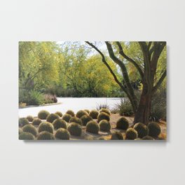 Road to Tranquility Metal Print