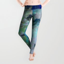 Magical Lily Pond Leggings