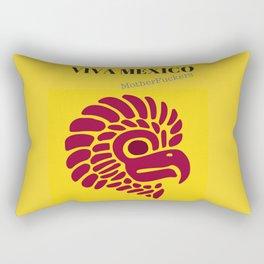 viva mexico motherfuckers Rectangular Pillow