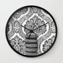 Roller Wall Clock