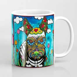 Buster the Schnauzer Coffee Mug