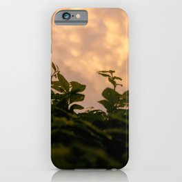 Mammatus II iPhone Case