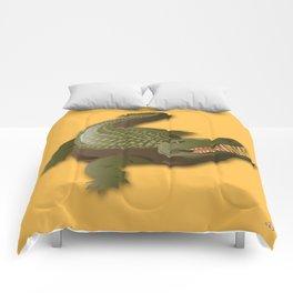 Crocodile - 'A Fantastic Journey' Comforters