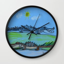 Part 2: Peaceful Resolution Wall Clock