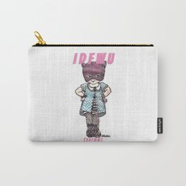I D F W U Carry-All Pouch