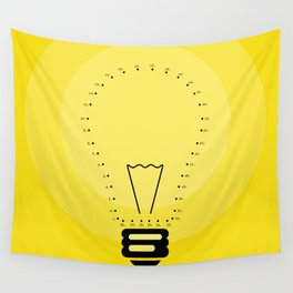 Join your Ideas Wall Tapestry