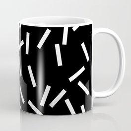 Sprinkles Black Coffee Mug
