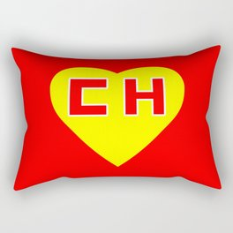 Chapulin Colorado Rectangular Pillow