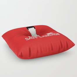 F*ck Ferris, Save Cameron Floor Pillow