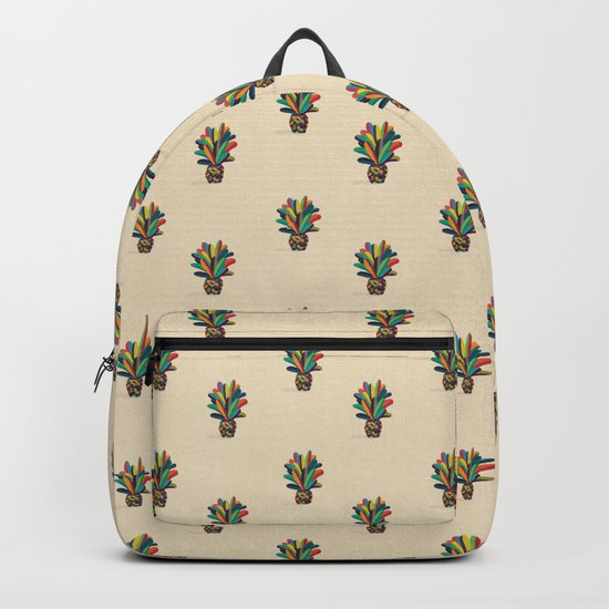 Flower Pot Backpack