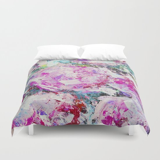 Abstract painting 2 Duvet Cover