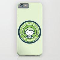 Cute John Watson - Green iPhone 6s Slim Case