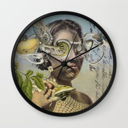 OF NO CONSEQUENCE Wall Clock