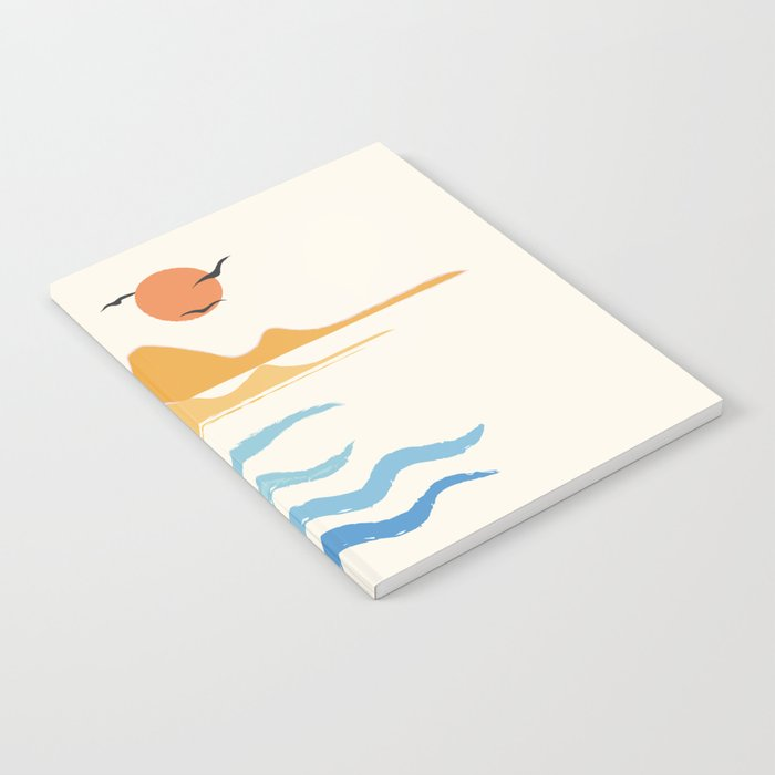Minimalistic Summer III Notebook