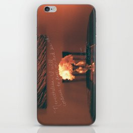 October 25 iPhone Skin