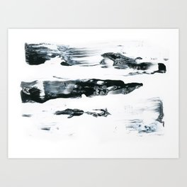 Minimalism Study 1 Art Print