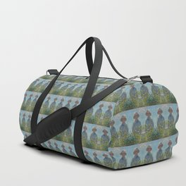 Monet Repeat - Summer Childhood Memories Duffle Bag