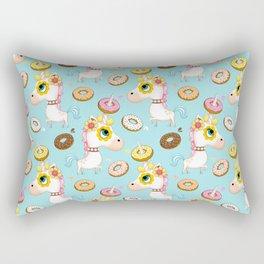 SAILOR PINK Unicorn Dream Rectangular Pillow
