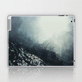 Black and Blue Laptop & iPad Skin