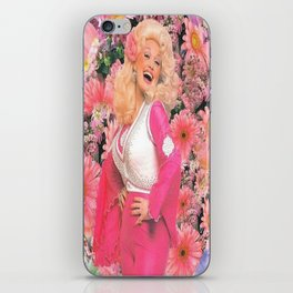 Dolly Parton Saint Dolly iPhone Skin