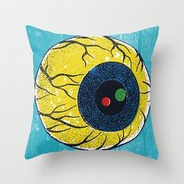 Audio Visual Club Throw Pillow