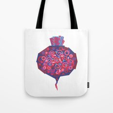 Beet (Betterave) Tote Bag