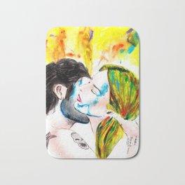 Crazy in Love III Bath Mat