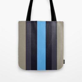 Blue Streak. Tote Bag