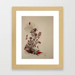 Khokhloma Framed Art Print