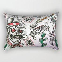 Cowboy Cowgirl Rectangular Pillow