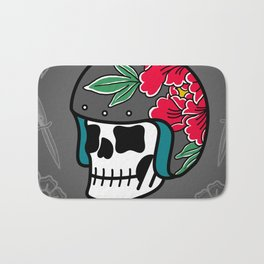 A Little Death Bath Mat