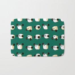 OLYMPIC LIFTING  Tofu Bath Mat
