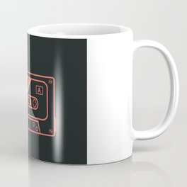 Pink Hot Hits Cassette Coffee Mug