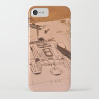 r2d2 iPhone & iPod Cases featuring R2D2 by radiantlee