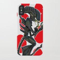 URBNPOP Aliens Attack iPhone X Slim Case