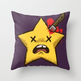 STARKILLER Throw Pillow