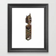 Amsterjam Framed Art Print