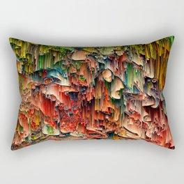 Intriguing - Pixel Art Rectangular Pillow
