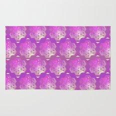 3D geometric shape Rug