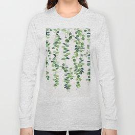 Eucalyptus Garland  Long Sleeve T-shirt