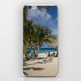 Curacao - Caribbean Island Beach Scene iPhone Skin